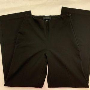 Talbots black dress pants size 2